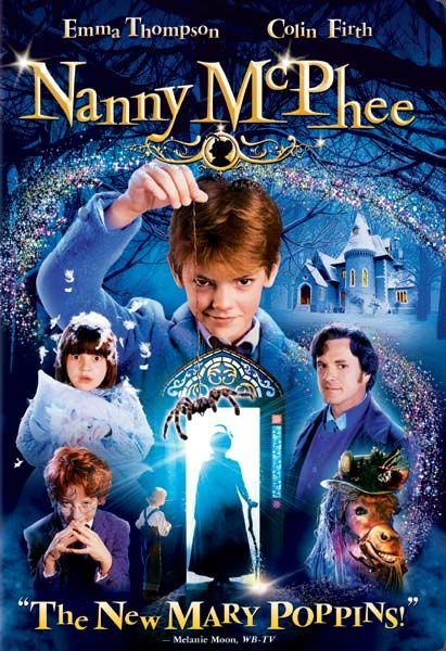 Nanny McPhee and Nanny McPhee Returns#Repin By:Pinterest++ for iPad#