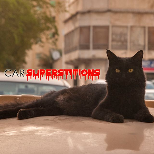 5 interesting car #superstitions YOU WONT BELIEVE YOUR EYES Visit our website for more info. Link in Bio. Thx @rightturnnow #fridaythe13th