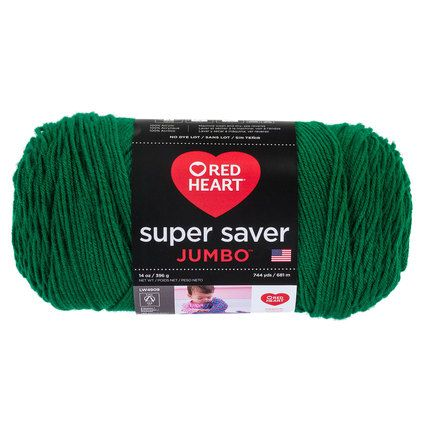 Super Saver Jumbo Yarn: Paddy Green - E302_368 -$8.39 ... Avoiding the racist undertones in the name of this yarn >.< (need 2.5)