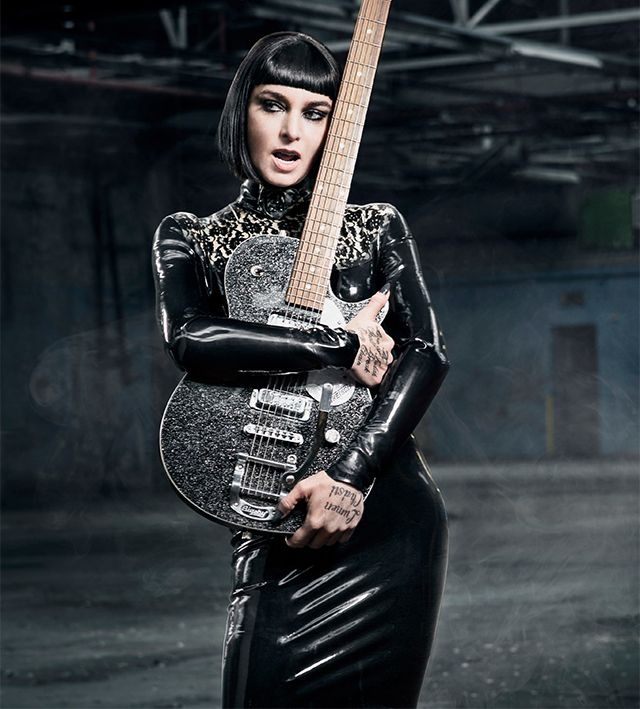 Sinéad O'Connor Looks Boss For Her Upcoming Album