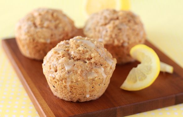 Lemon Poppy Seed Muffin Swap! (New Recipe)