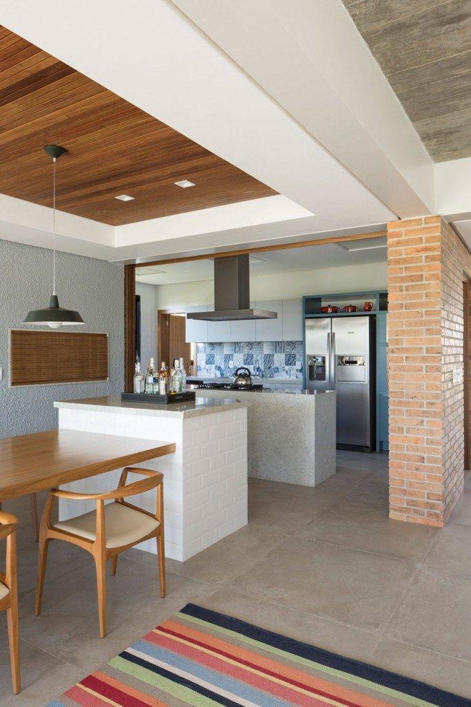Casa C26 by Seferin Arquitetura http://interior-design-news.com/2016/05/21/casa-c26-by-seferin-arquitetura/