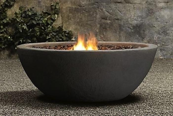 8 best artisan fire bowls images on pinterest fire bowls for Eldorado stone fire bowl