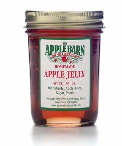 Apple Jelly | 6th Annual Christmas Brunch 2013 | Pinterest