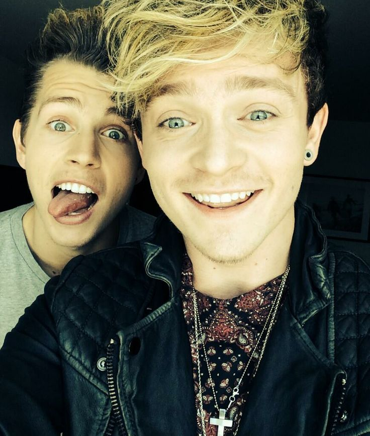 Connor and James
