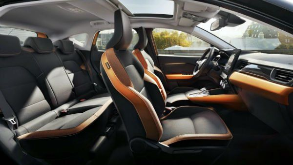 New Renault Captur 2020 Interior New Renault Car Pictures Car