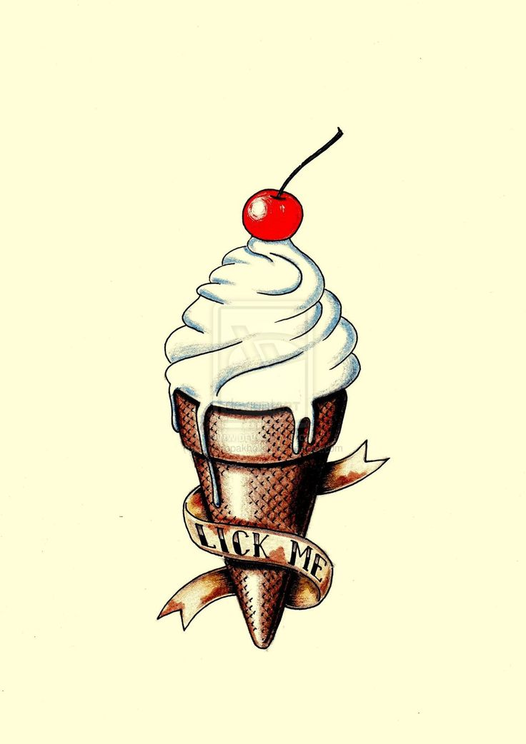 ice_cream_old_school_tattoo_ design_by_dmytropakholkiv-d60vmhw.jpg (1024×1450)