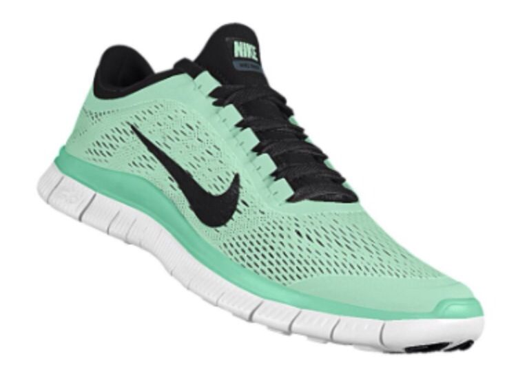 Running Shoes Nike Blue