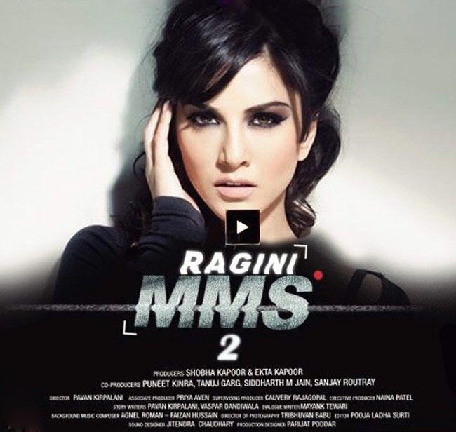 Ragini MMS 2 movie, Watch Ragini MMS 2 full HD trailer online, Ragini MMS 2 songs, Ragini MMS 2 box office collection, upcoming Bollywood movie, Sunny Leone Ragini MMS 2