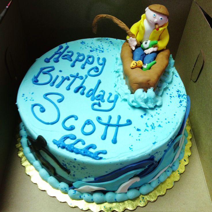 Happy Birthday Camille Cake