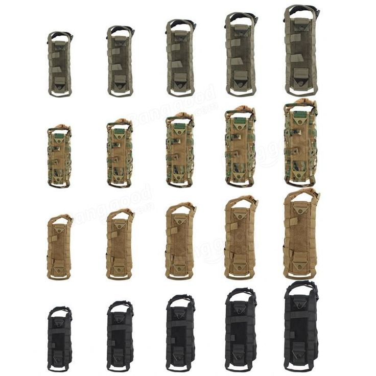 Army Tactical Dog Vests Hunting Dog Training Molle Vest Outdoor Military Dog Clothes at Banggood