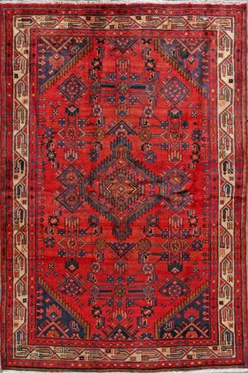 Nahavand Persian Rug Handmade X Authentic