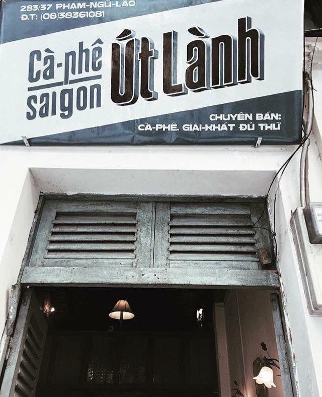 Cafe Út Lành SG