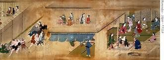 Perspective isométrique japonaise