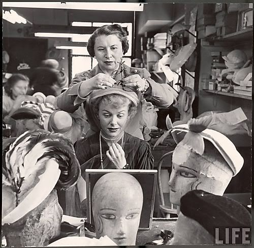 Vintage Hat Shop – Fashion design images ab11903238c