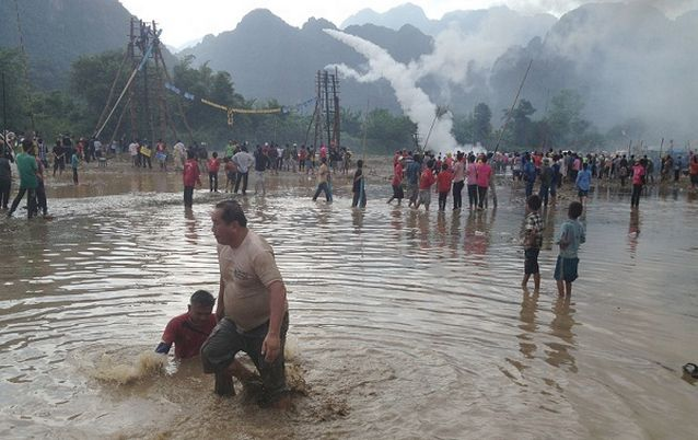 Boun Bang Fai rocket festival rocks Laos http://ow.ly/nl8vP