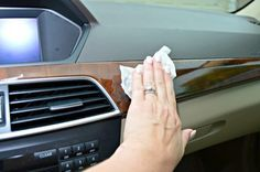 Making your own homemade car interior cleaning wipes is easy and inexpensive. They will leave your car's interior clean and smelling fresh too.