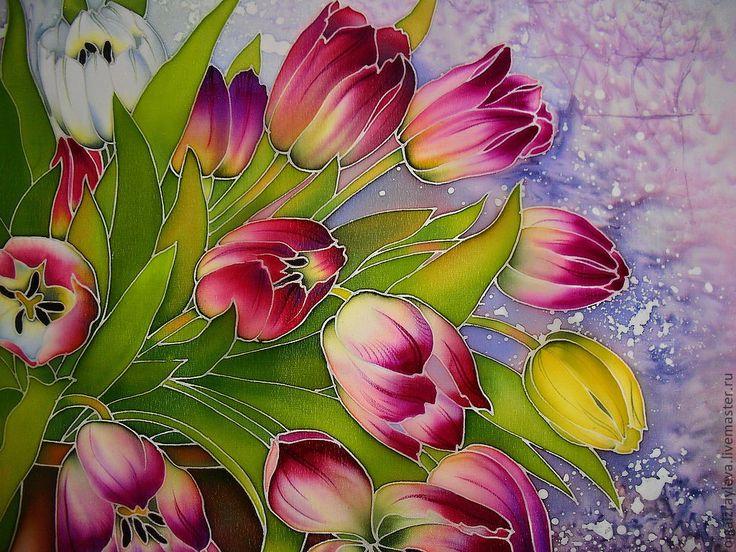 дома декоративные картинки с тюльпанами отметить, что