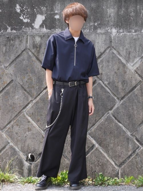 26f9a02bdee8 Shin|HANESのTシャツ/カットソーを使ったコーディネート in 2019 | My ...