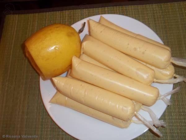 Receita de Chup-Chup de mousse de maracujá