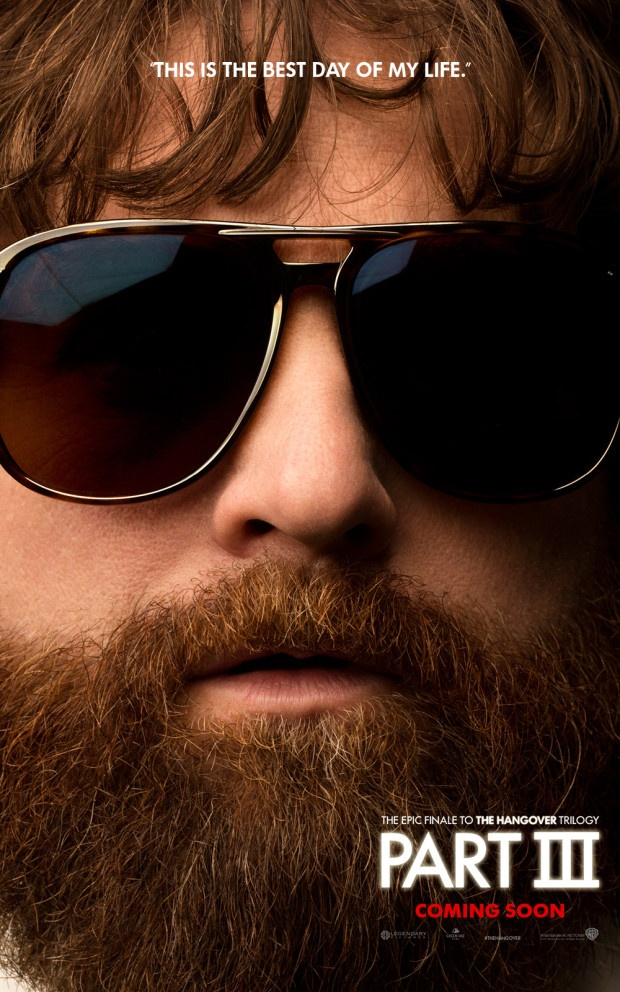 'The Hangover Part 3′ Releases Character Posters