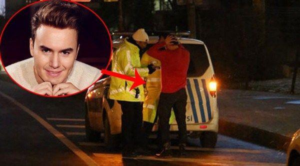 Mustafa Ceceli polis kontrolünden kaçtı