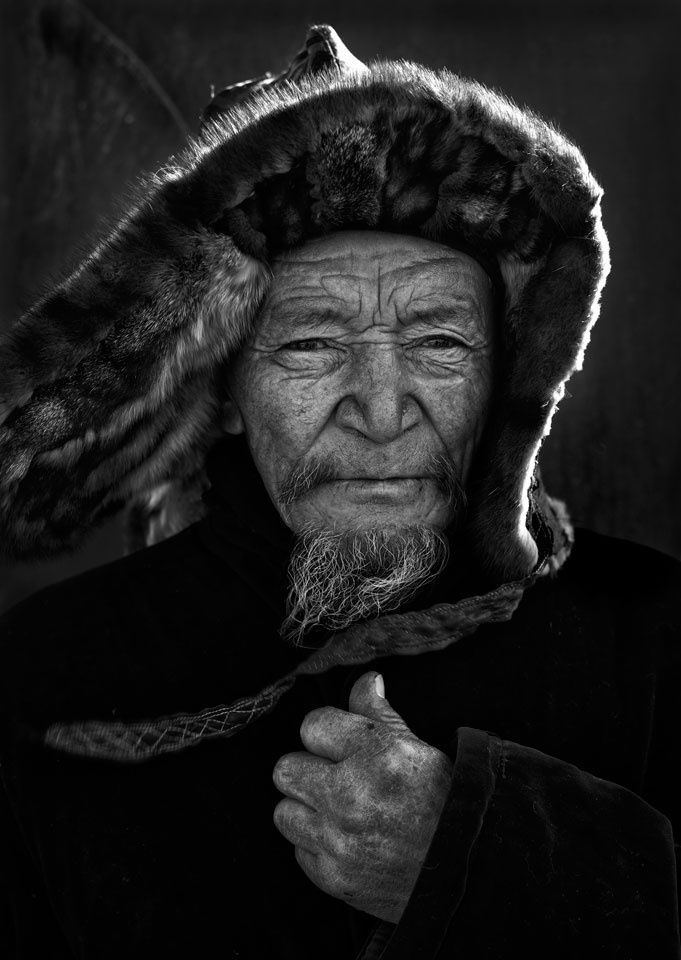 Mongolian Eagle Hunter - Palani Mohan