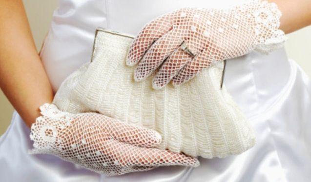 аксессуары для свадебного платья