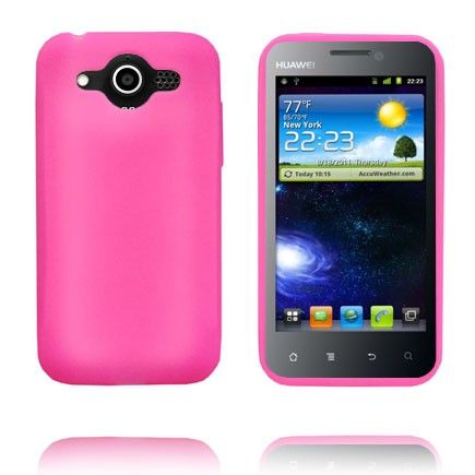 Soft Shell (Hot Pink) Huawei Honor Cover