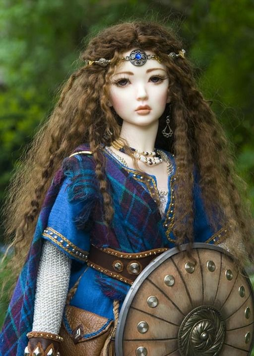 Celtic Invasion (Rosy)