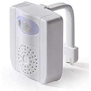 Nacht Lichter 16 R Farben Toilette Lampe Bequem LED Heim UV Desinfektion Dekorat…