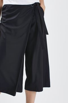 Tailored Wrap Culotte by Boutique