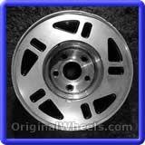Ford Aerostar 1997 Wheels & Rims Hollander  #3031A #1997 #Ford #Aerostar #FordAerostar #Wheels #Rims  #Stock #Factory #Original #OEM #OE #Steel  #Alloy #Used