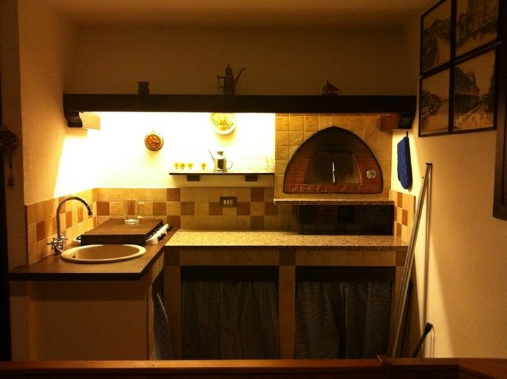 15 best images about forni a legna on pinterest | aunt, slow food ... - Cucina Con Forno A Legna