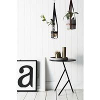Plant Hanger - Brown Leather