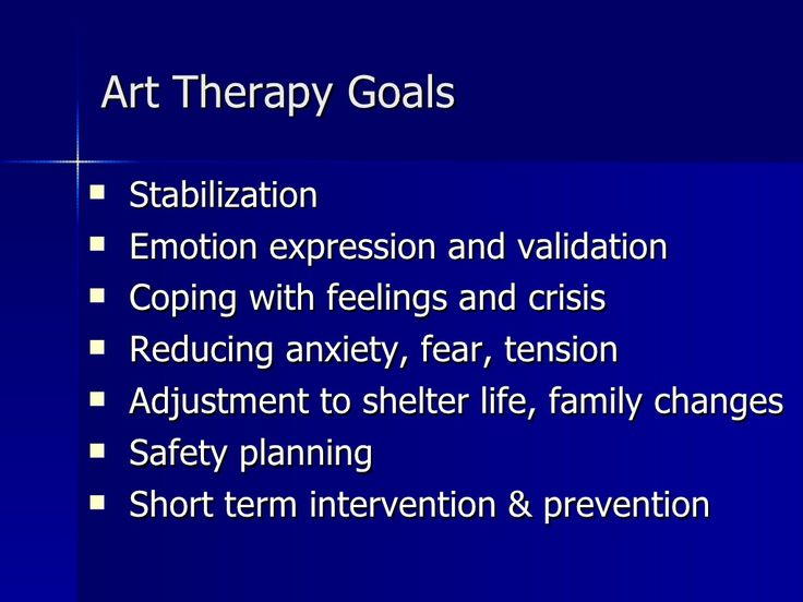 Bruce Perrys Impact Considerations For Art Therapy Children From Violent Homes