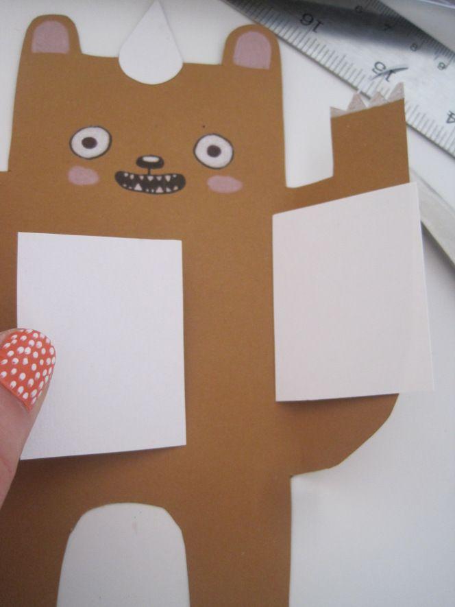 Diy Birthday Bear Card Diy Birthday Card For Boyfriend Birthday Cards Diy Diy Birthday Gifts