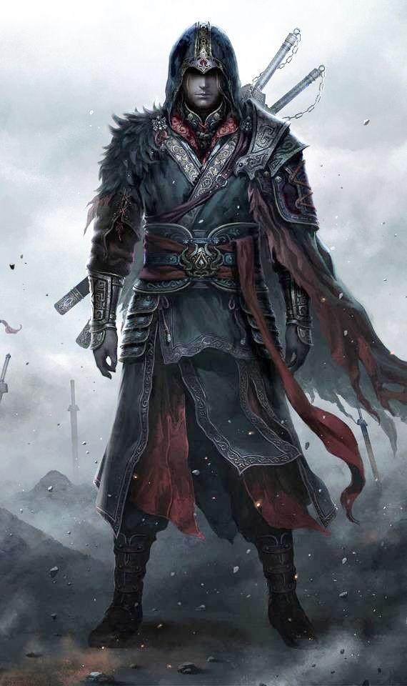 Assassin's Creed by Chao Yuan Xu