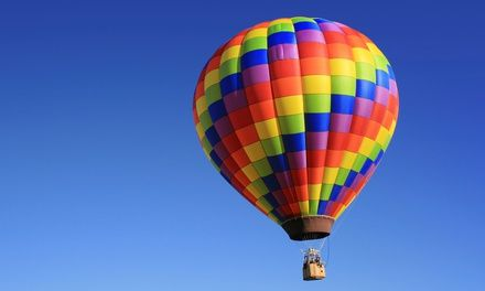 Sunrise Hot Air Balloon Ride for 1 or 2 from California Balloon Rides (Up to 59% Off). 4 Options Available. I've always wanted to ride in a hot air balloon.