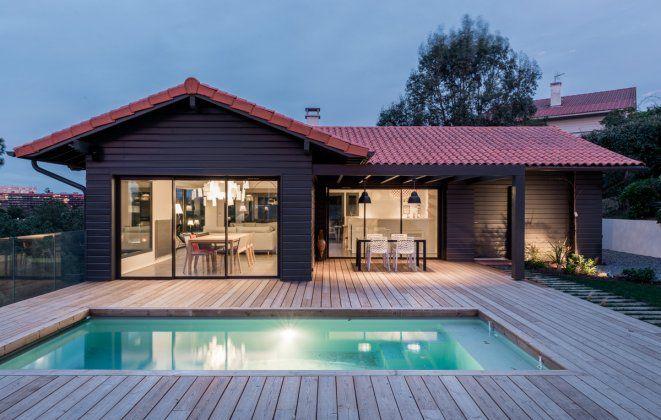 Night time relaxation in this stunning France villa: Biarritz 3 #topvillas