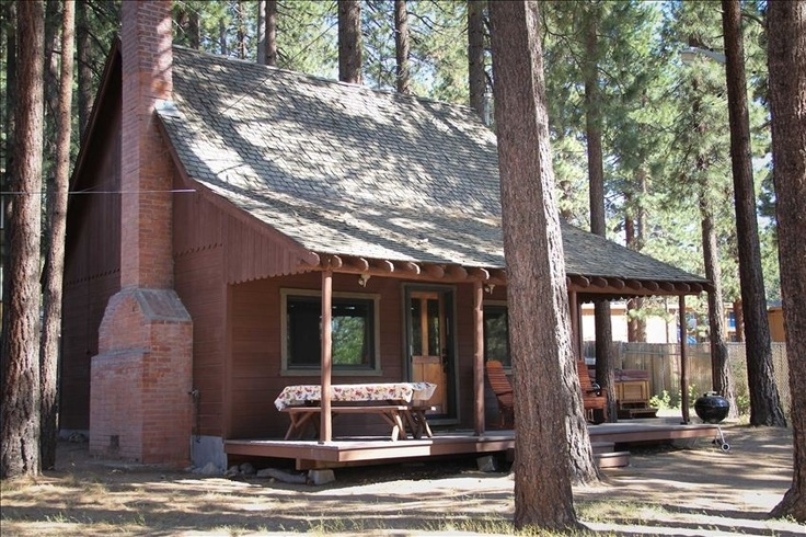 Other South Lake Tahoe Properties Vacation Rental - VRBO 7146 - 2 BR South Lake Tahoe Cabin in CA, Lake, Ski, and Casino Cabin