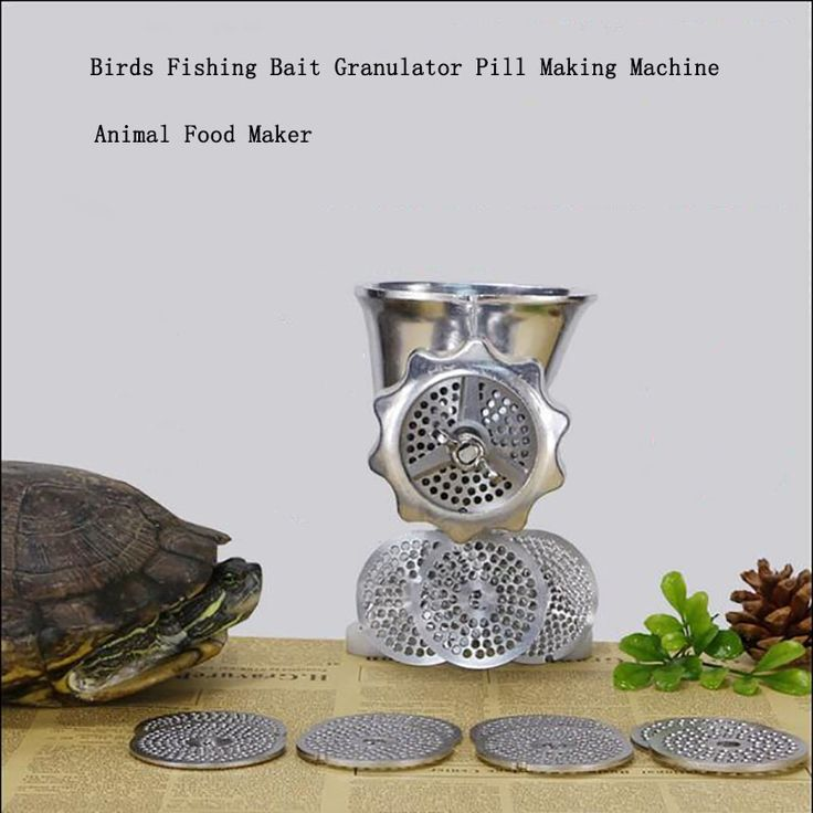 63.5$  Buy here - 1 pc Manual Birds Fishing Bait Granulator Pill Making MachinePelleterAnimal Food Maker Pellet mell   #bestbuy