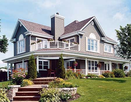 .: Homes Plans, Idea, Dream Homes, Future, Country House, Dream House, Wraps Around Porches, Dreamhouse, House Plans