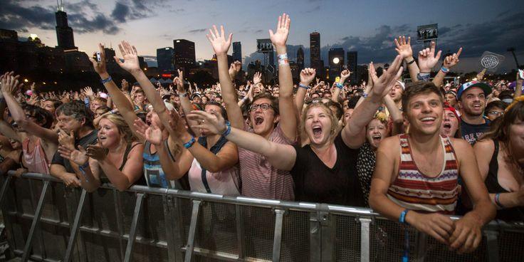 Lollapalooza 2015 Lineup includes big headliners, Paul McCartney, Metallica, and more!