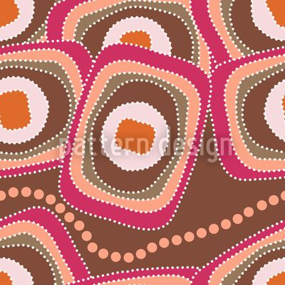 64 best Aboriginal Patterns images on Pinterest Aboriginal - ikat muster ethno design