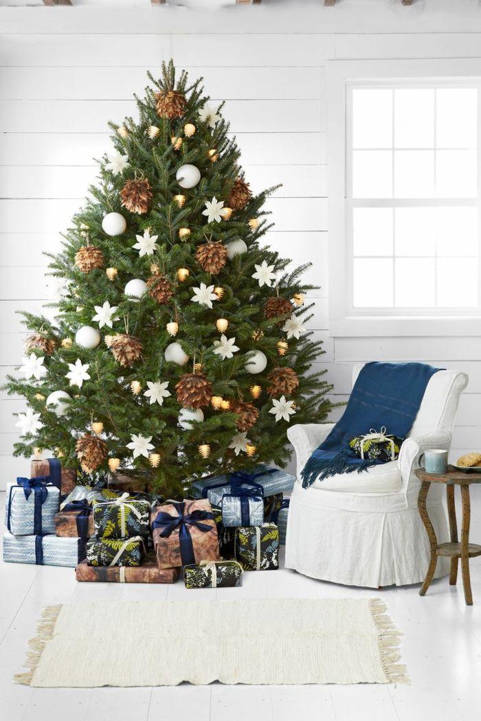 1001 Ideas De Arboles De Navidad Originales 2018 Manualides - Ideas-arboles-de-navidad