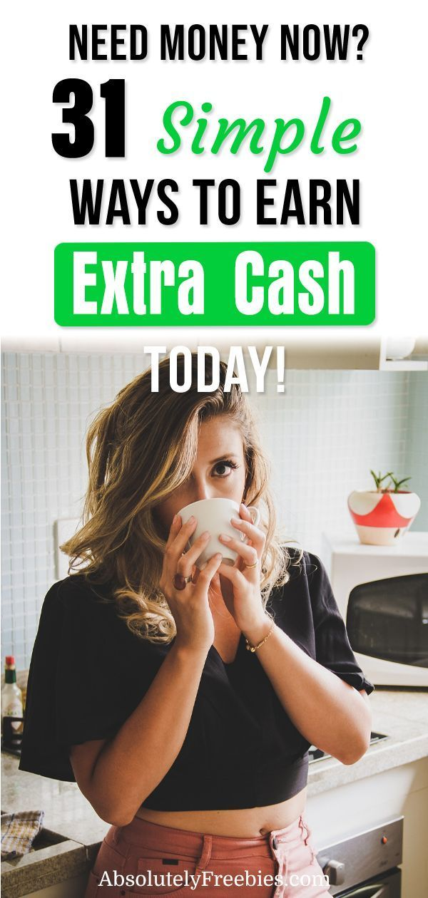 I need money now! 31 Ways to Get Fast and Easy Cash Today – Make Money on the Si… – Its all about money