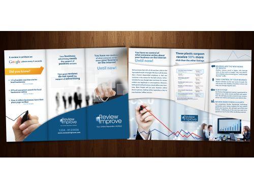 marketing pamphlets