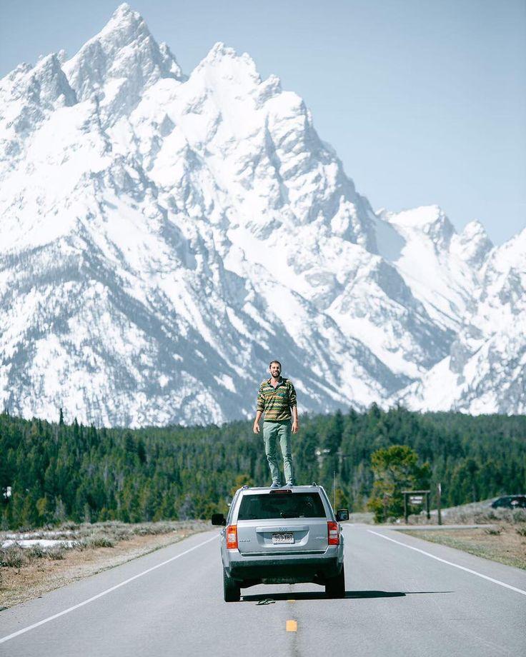 Olha que lindo visual no Grand Teton National Park um dos mais belos parques nacionais dos Estados Unidos situado no oeste do estado de Wyoming a sul do Parque Nacional de Yellowstone. O nome tem origem no nome do pico mais alto das Montanhas Teton o Grand Teton com 4 197 m de altitude. As montanhas foram baptizadas por um caçador francês que as observou do lado de Idaho chamando-lhes tétons calão francês para mamilos(referindo-se supostamente à forma dos picos). O nosso colunista Brian…