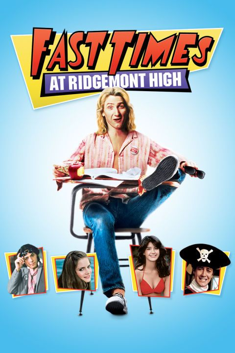 Based on Cameron Crowe's book, Fast Times at Ridgemont High gifted us a young Sean Penn and an undeniably hilarious plot.